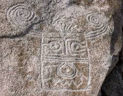 Petroglifo Canela