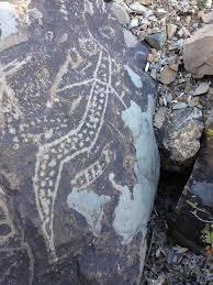 Petroglifo Diaguita - Illapel